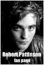 Robert Pattinson Facebook Fanpage