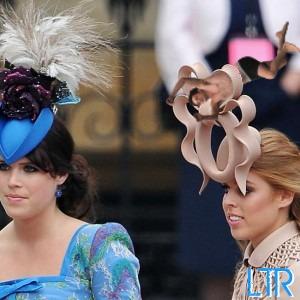 JumpingRobHat Royal Wedding