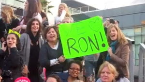 We love Ron